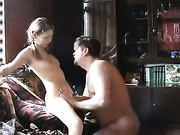 Horny Couple Gets Together And Fucks Hard, Has A Great Time!