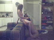 Slender Babe Gets Eaten Out And Fucked By Her Boyfriend's Hard Cock