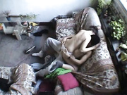 Sexy Couple Fucks On The Couch In This Very Intimate Scene